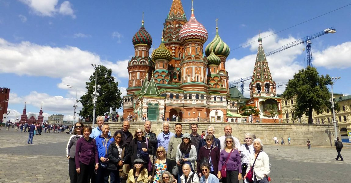 Urban Planning Tour to Eastern Europe