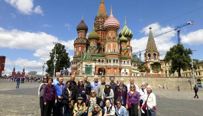 Urban Planning Tour to Eastern Europe
