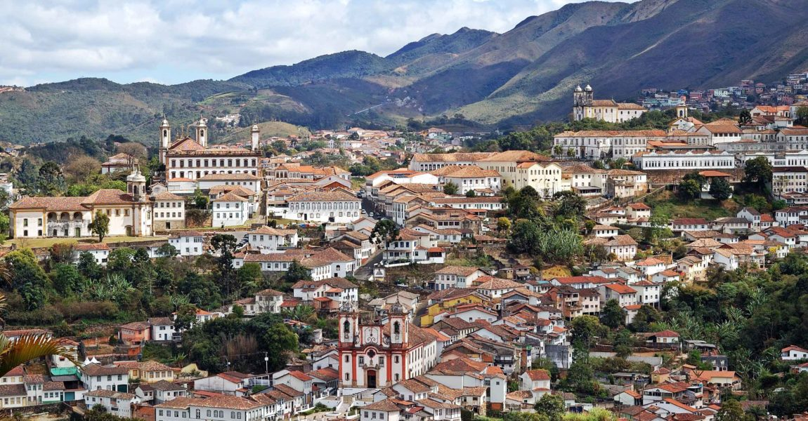 Photos from the Ouro Preto, Brazil, field trip
