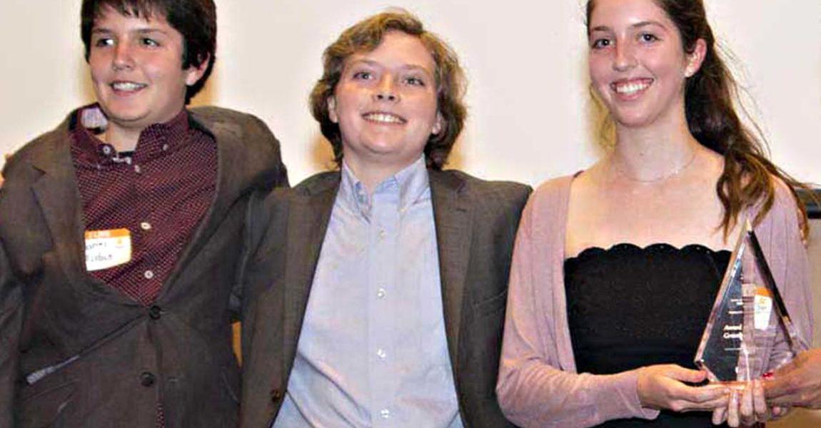 SF Teens Bring Home National APA Gold