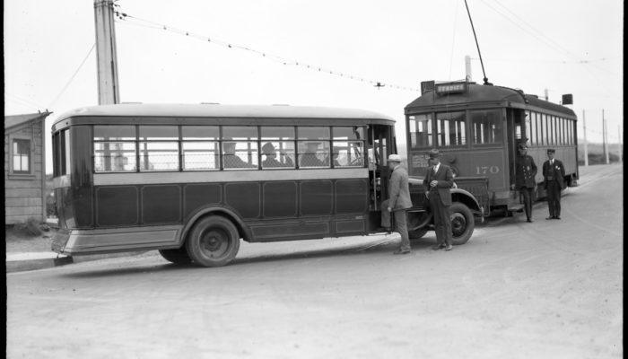 Streetcar spurred development of an SF neighborhood 100 years ago