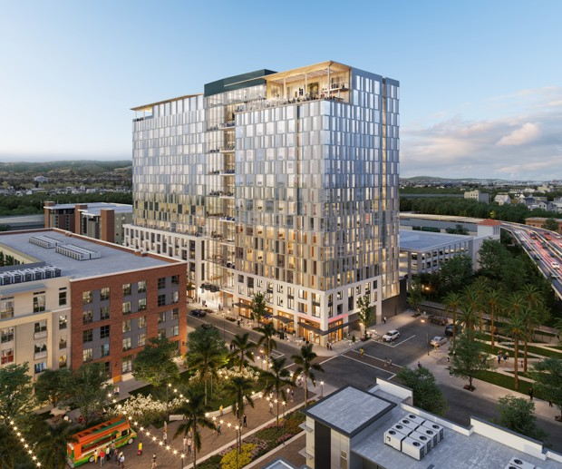 World's largest co-housing building coming to San Jose – Northern
