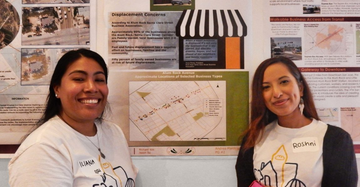 A community engagement project: Toward a Vision for the Alum Rock Community of San Jose