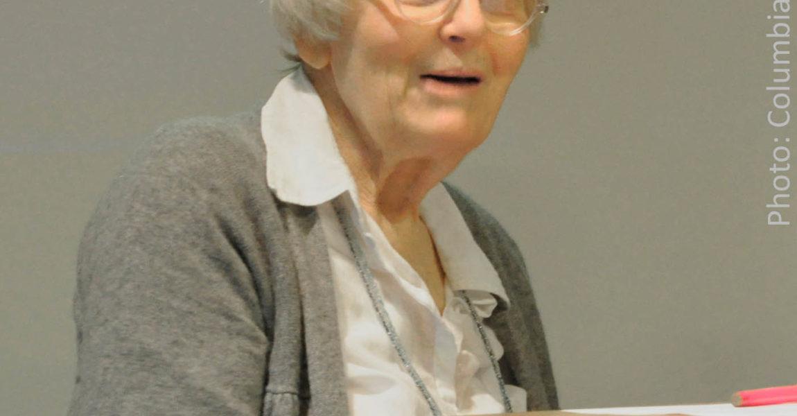 Manga biography celebrates Denise Scott Brown