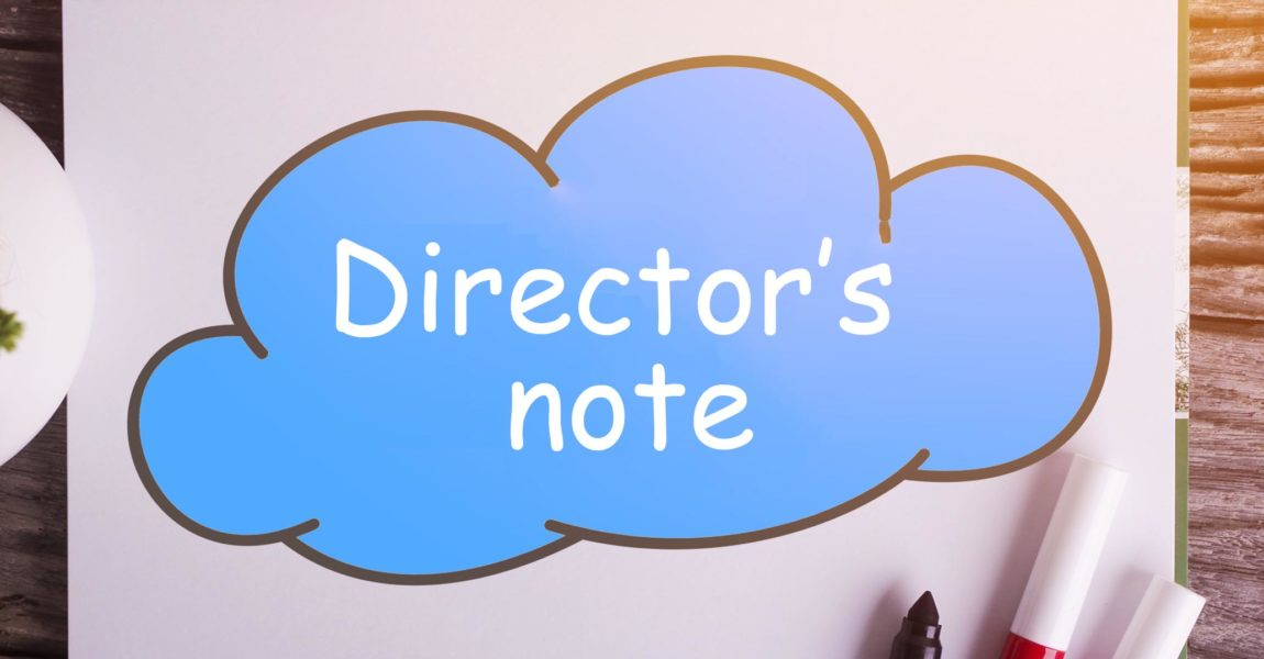 Director's note: Is work part of your identity?
