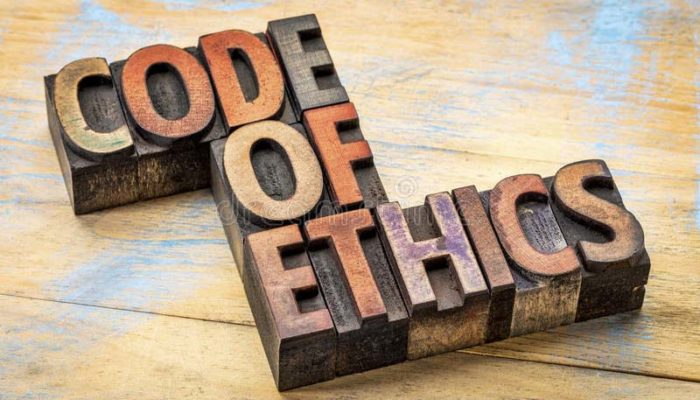 FREE ETHICS SESSION APRIL 16