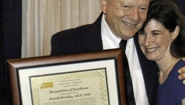 Meet a local planner: Dr. Don Bradley