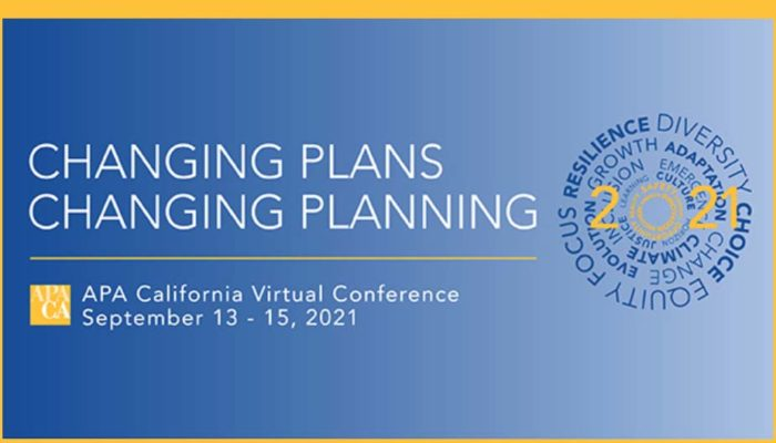 APA California Conference update
