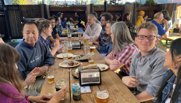 First East Bay RAC in-person event since Covid