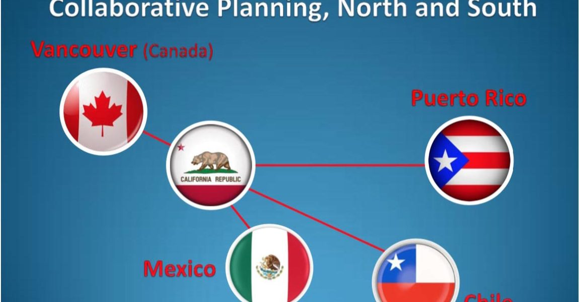 International planning finds a way